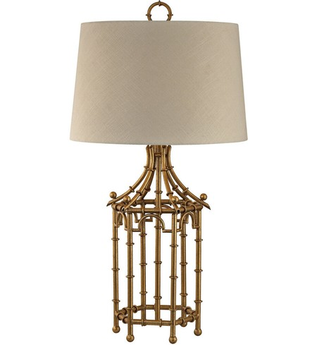 "Bamboo 32.25"" Table Lamp"