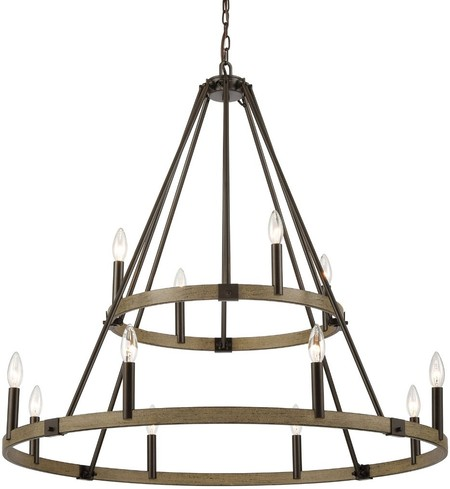 "Transitions 36"" Chandelier"