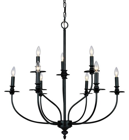 "Hartford 29"" Chandelier"