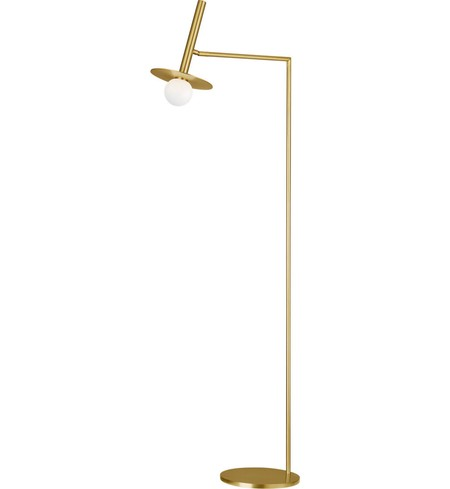 "Nodes 61.63"" Floor Lamp"