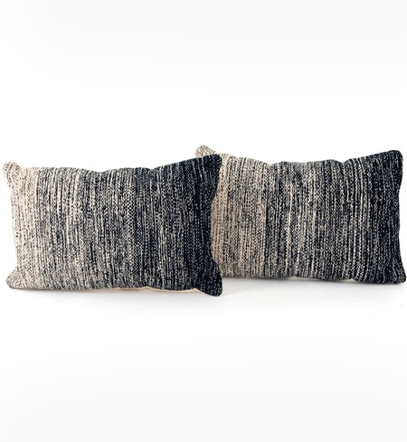 "Midnight Ombre 16x24"" Pillow (Set of 2)"