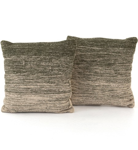"Juniper Ombre 20"" Pillow (Set of 2)"