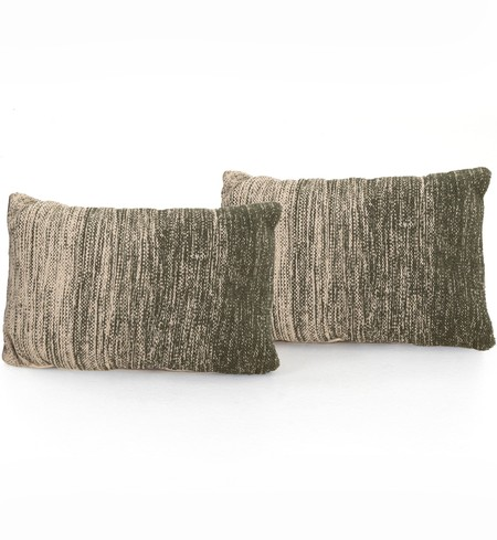 "Juniper Ombre 16x24"" Pillow (Set of 2)"
