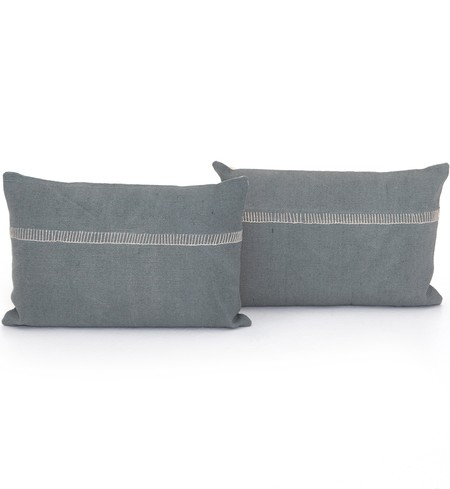 "Alese Stone 16x24"" Pillow (Set of 2)"