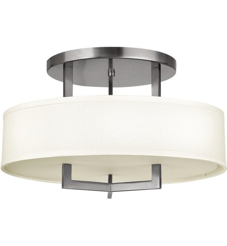"Hampton 20"" Semi-Flush"