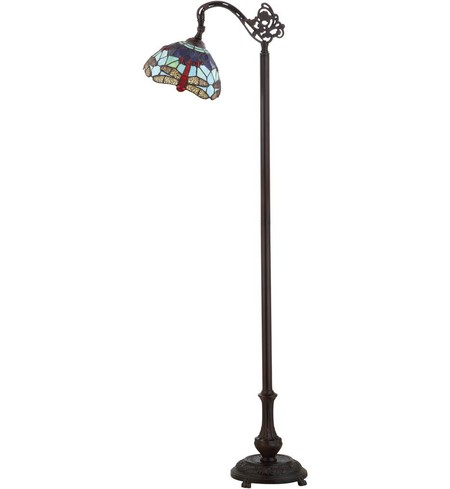 "Dragonfly 60.00"" Floor Lamp"