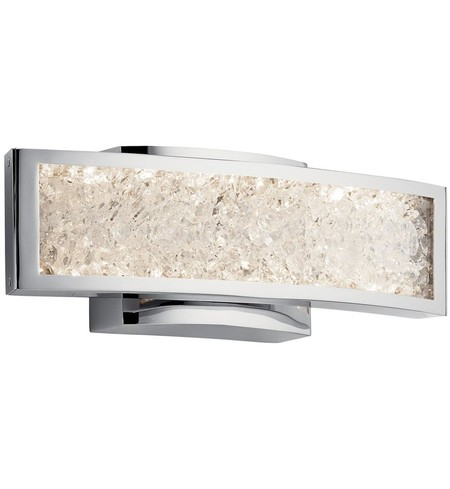 "Crushed Ice 13.5"" Wall Sconce"