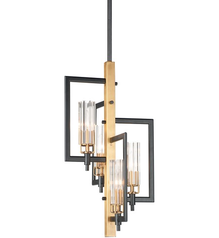"Flambeau 13"" Chandelier"