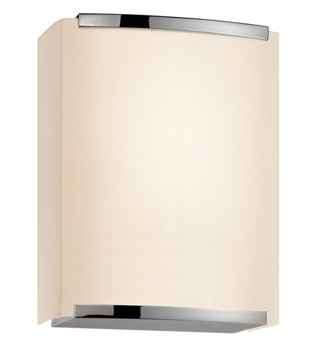 "Wave 8.5"" Wall Sconce"