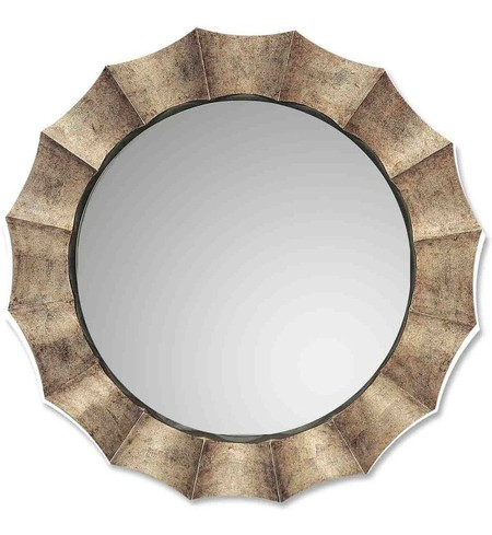 Gotham U Antique Silver Mirror