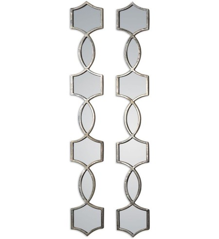 Vizela Metal Mirrors (Set of 2)