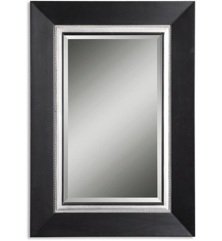 Whitmore Black Vanity Mirror