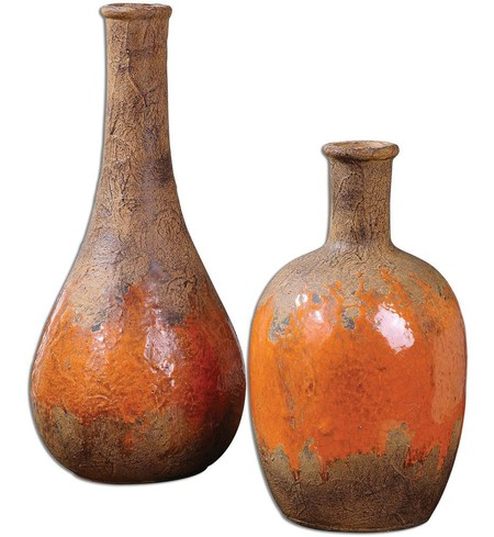 Kadam Ceramic Vases (Set of 2)