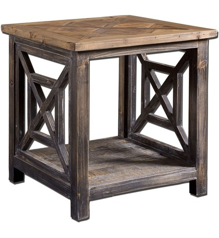 Spiro Accent Table