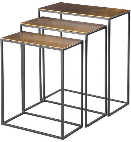 Coreene Accent Table (Set of 3)