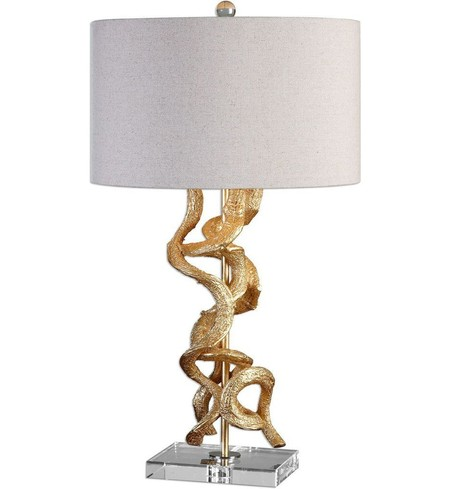 "Twisted Vines 28.5"" Table Lamp"