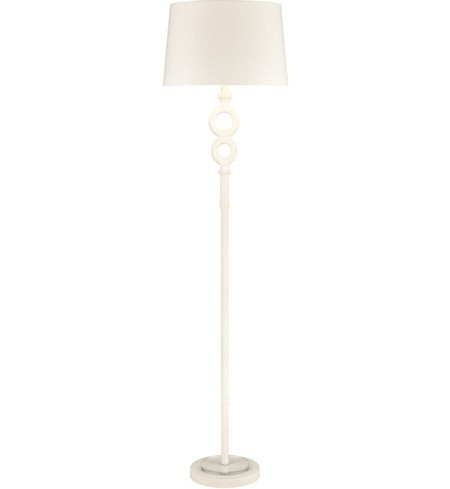 "Hammered Home 67"" Floor Lamp"