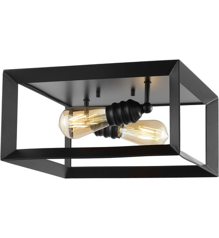 "Marfa 13"" Flush Mount"