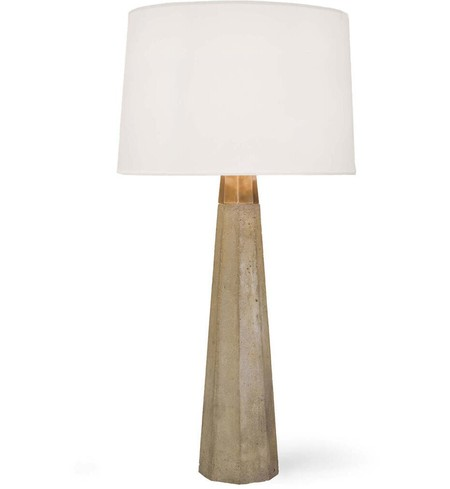 "Beretta Concrete 30"" Table Lamp"