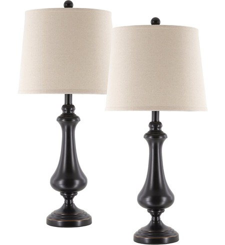 "Clarkson 28.5"" Table Lamp (Set of 2)"