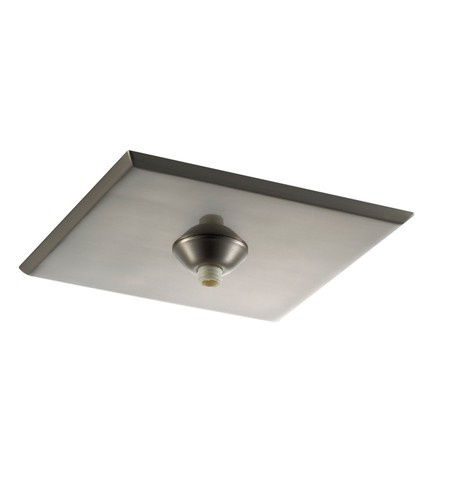 Wac Lighting Qmp G1rn Mr Surface Mount Miorrored Canopy For One Quick Connect Pendant Fixture Lamps Com