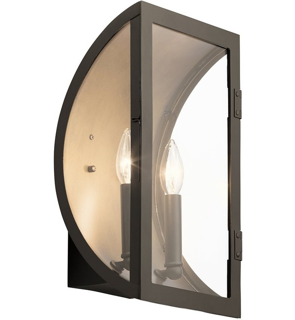 "Narelle 15"" Outdoor Wall Sconce"