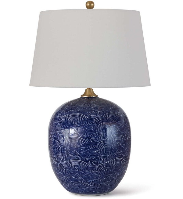 "Harbor Ceramic 29"" Table Lamp"