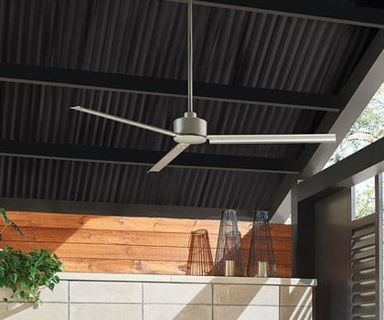 Fans for Vaulted Ceilings
