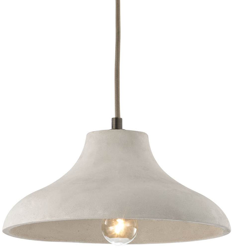 ELK Lighting - 45333/1 - Urban Form Black Nickel 11 Inch 1 Light Pendant