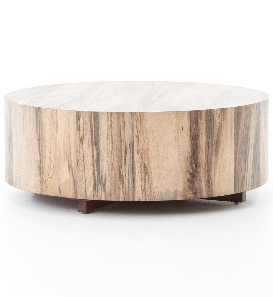 Brendlen + Morris - UWES-103 - Wesson Hudson Round Coffee Table