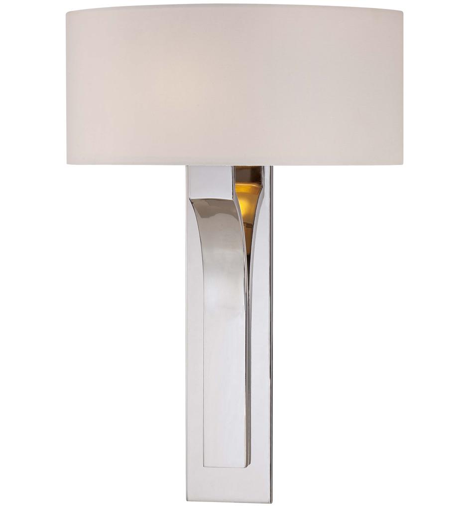 "George Kovacs - Decorative Wall Sconces 1 Light 16.75"" Tall Wall Sconce"