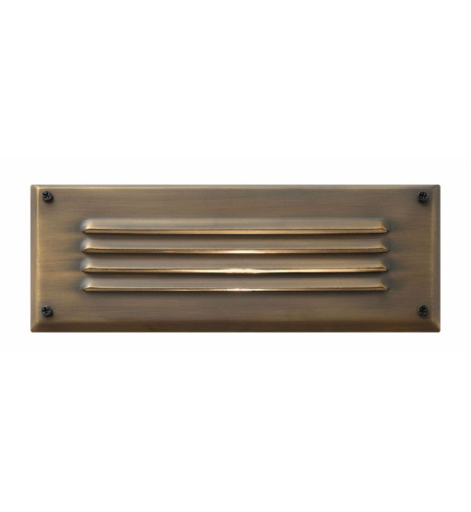 Hinkley Lighting - Hardy Matte Bronze Island Deck Light