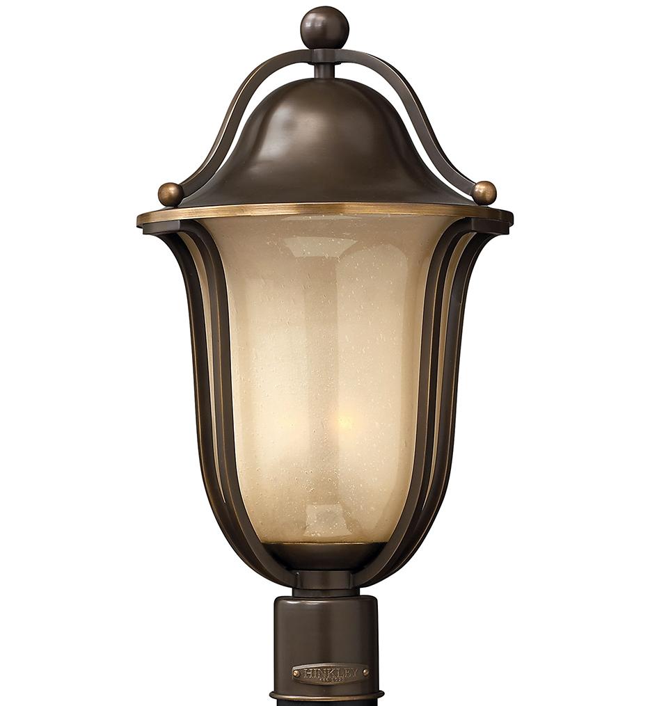 Hinkley Lighting - Bolla Olde Bronze Post Light