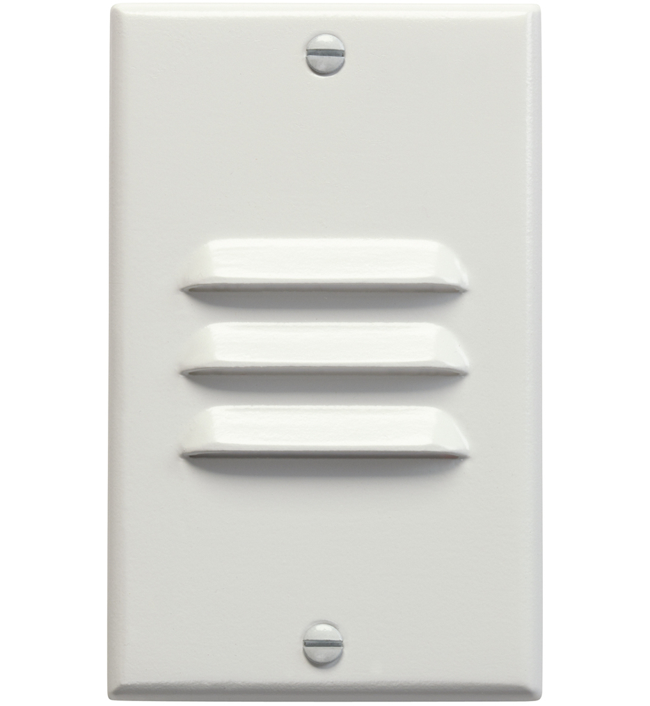 Kichler - Step and Hall Light Vertical Louver Step Light