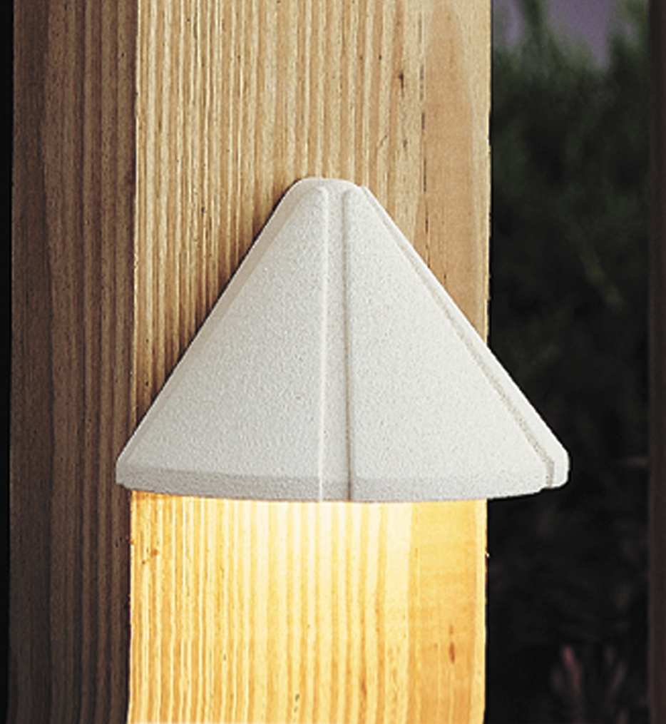 Kichler - Landscape 4 Inch 1 Light Deck Light