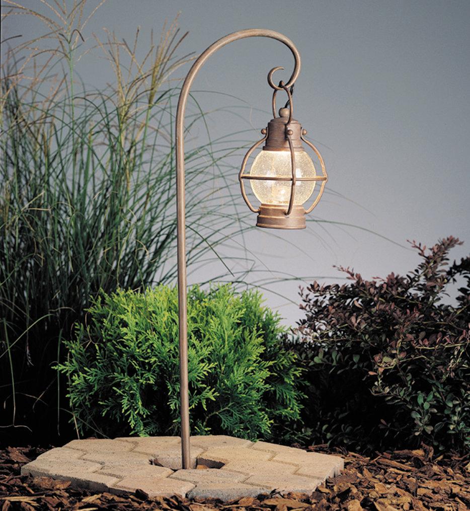 Kichler - 15334OB - Concord Olde Brick 27.5 Inch 1 Light Landscape Path Light