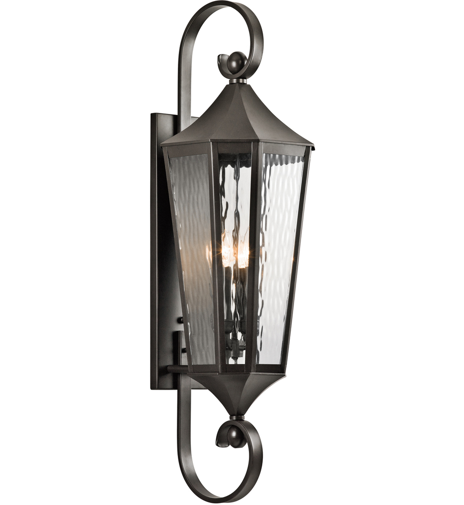Kichler - Rochdale 39.75 Inch 4 Light Outdoor Wall Sconce