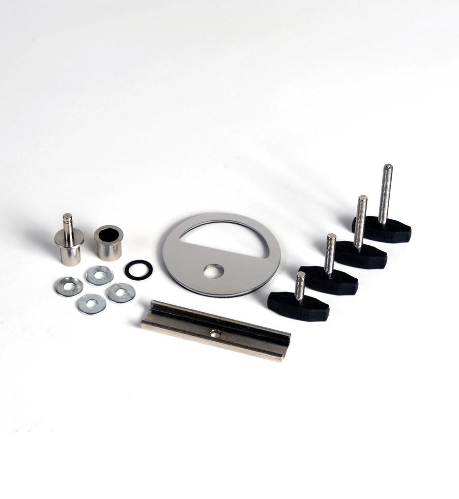 Koncept - MT-01-G001 - Grommet Mount for Z-Bar Desk Lamp
