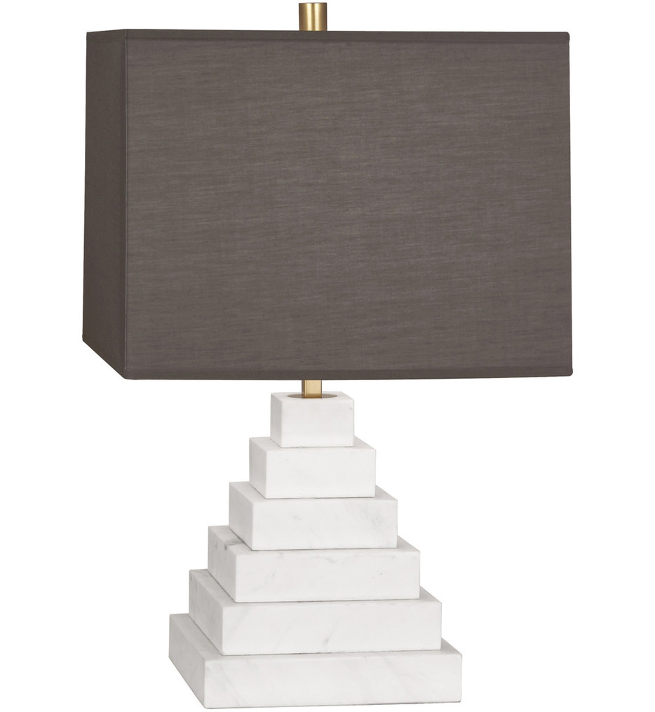 Lamps Com Robert Abbey 797g Canaan Stepped Table Lamp