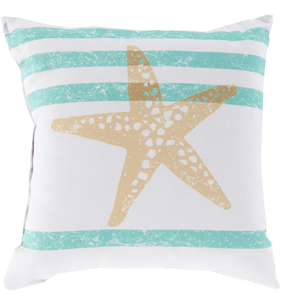 Surya - Starfish Decorative Pillow