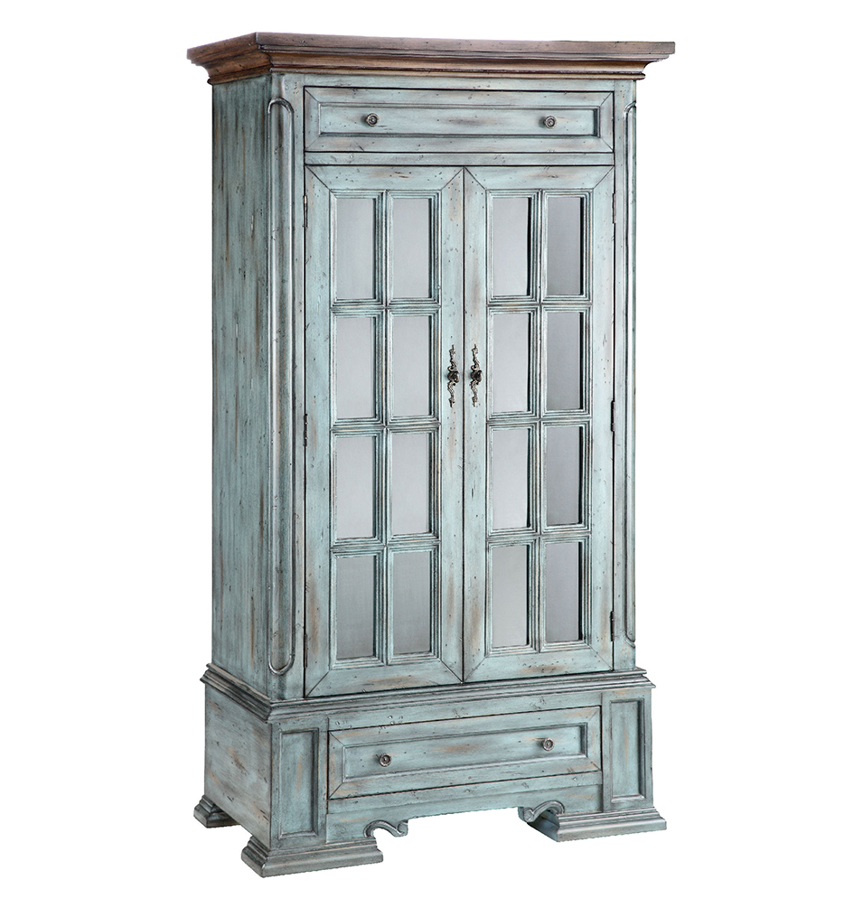 Lamps.com: Stein World - 12031 - Hartford Tall Cabinet