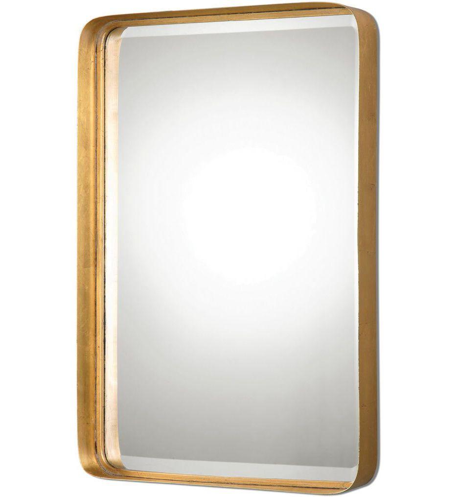 Uttermost - 13936 - Crofton Antique Gold Mirror