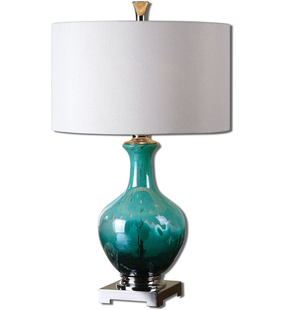 Lamps Com Uttermost 26770 1 Yvonne Table Lamp