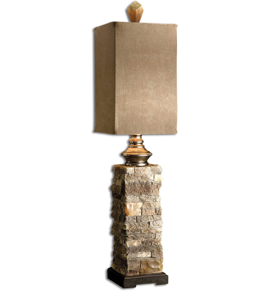 Uttermost - 29093-1 - Andean Buffet Lamp