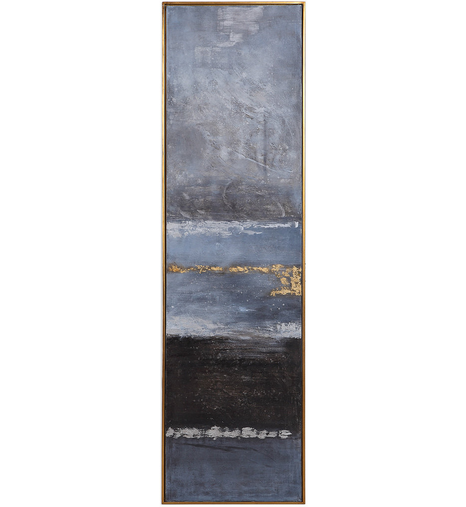 Uttermost - 36051 - Uttermost Winter Sea Scape Abstract Art