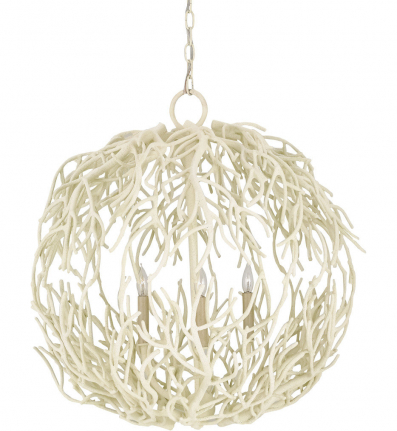 Currey & Company - 9501 - Eventide Sphere Chandelier