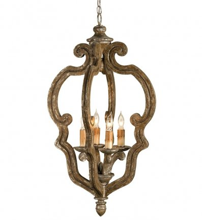 Currey & Company - 9942 - Chancellor Small Chandelier
