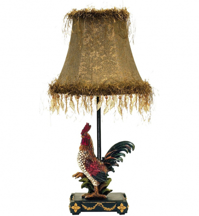 Dimond 7-208 Ainsworth Petite Rooster Table Lamp