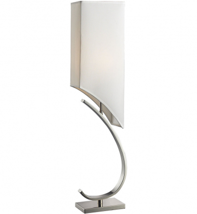Dimond D2005 Polished Nickel Appleton Table Lamp