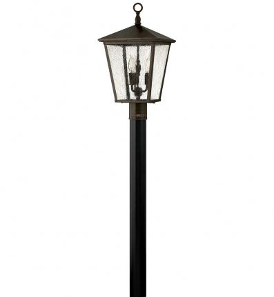 Hinkley Lighting - 1431RB - Trellis Incandescent Outdoor Post Light